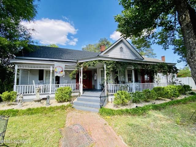 3776 W Wilson Street, Farmville, NC 27828 (MLS #100267865) :: Berkshire Hathaway HomeServices Prime Properties