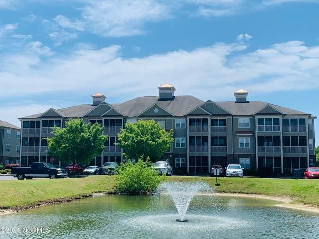 395 S Crow Creek Drive NW Unit 1224, Calabash, NC 28467 (MLS #100267893) :: Carolina Elite Properties LHR