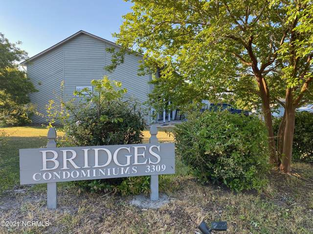 3309 Bridges Street #16, Morehead City, NC 28557 (MLS #100267922) :: Great Moves Realty