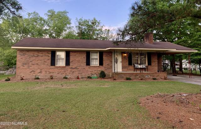 2923 Cherry Lane, Kinston, NC 28504 (MLS #100267926) :: David Cummings Real Estate Team
