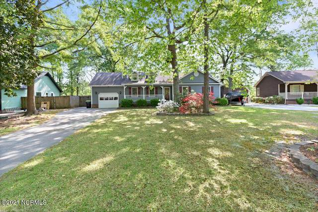 1127 Lakeview Avenue, Richlands, NC 28574 (MLS #100267932) :: Stancill Realty Group