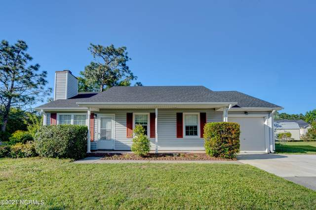 4605 Reigate Way, Wilmington, NC 28409 (MLS #100267969) :: David Cummings Real Estate Team