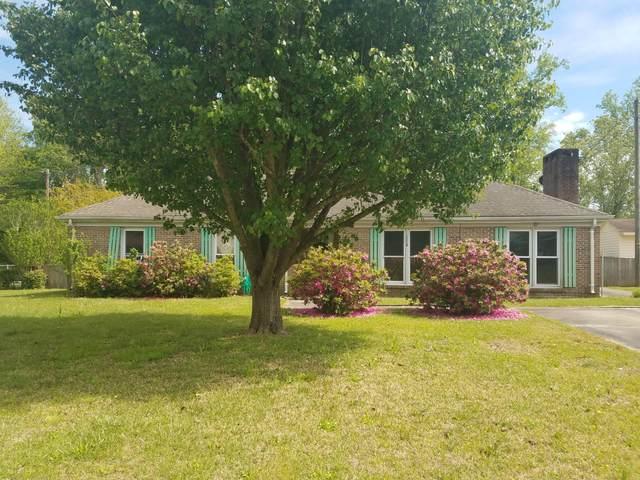 208 Stratford Road, Havelock, NC 28532 (MLS #100267978) :: Stancill Realty Group