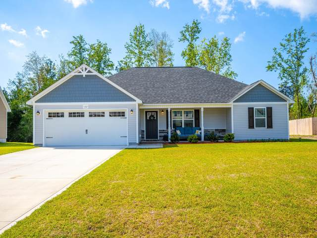 122 Tides End Drive, Holly Ridge, NC 28445 (MLS #100267982) :: Great Moves Realty