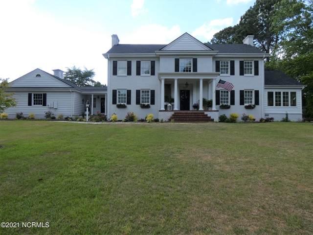 501 Parker Drive, Clinton, NC 28328 (MLS #100267983) :: CENTURY 21 Sweyer & Associates