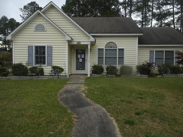 2100 Tanglewood Road, Rocky Mount, NC 27804 (MLS #100267989) :: Vance Young and Associates