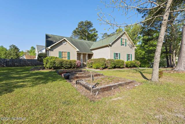 201 Spinnaker Place, Jacksonville, NC 28546 (MLS #100267994) :: Vance Young and Associates
