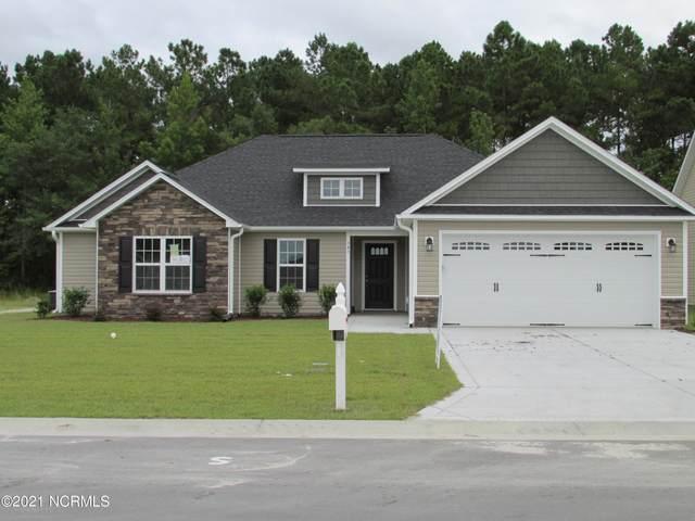 343 Merin Height Road, Jacksonville, NC 28546 (MLS #100267997) :: Barefoot-Chandler & Associates LLC