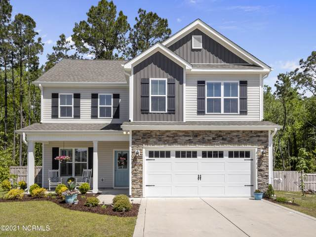 417 Belhaven Court, Holly Ridge, NC 28445 (MLS #100268004) :: Carolina Elite Properties LHR
