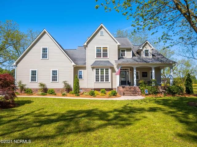 667 Nc 241-Hwy, Pink Hill, NC 28572 (MLS #100268013) :: Barefoot-Chandler & Associates LLC
