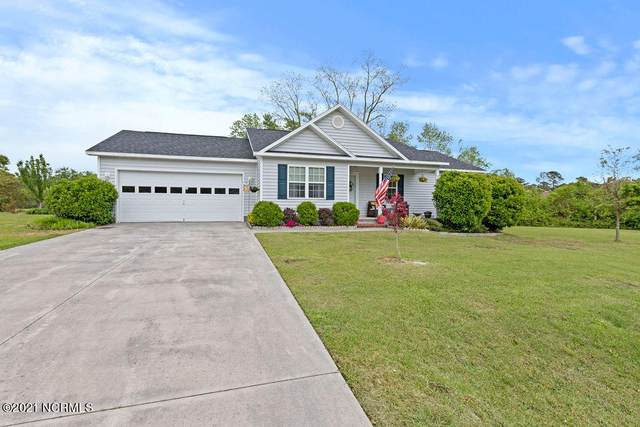 206 Finishing Lane, Sneads Ferry, NC 28460 (MLS #100268027) :: The Oceanaire Realty