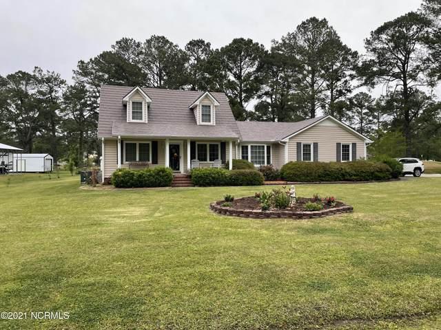 206 Rock Creek Drive S, Jacksonville, NC 28540 (MLS #100268034) :: The Oceanaire Realty