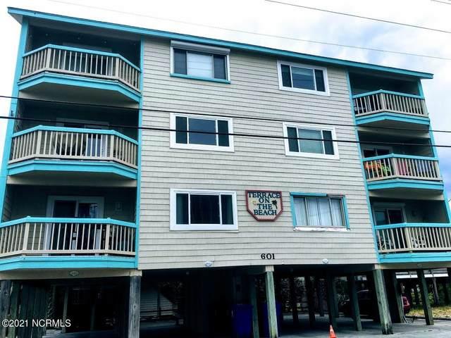 601 Carolina Beach Avenue N #301, Carolina Beach, NC 28428 (MLS #100268064) :: Vance Young and Associates