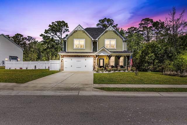 104 Park Place Drive, Swansboro, NC 28584 (MLS #100268121) :: David Cummings Real Estate Team