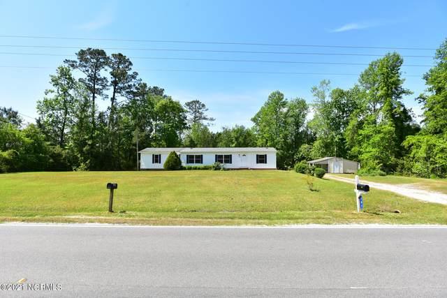181 Waters Road, Jacksonville, NC 28546 (MLS #100268127) :: Barefoot-Chandler & Associates LLC