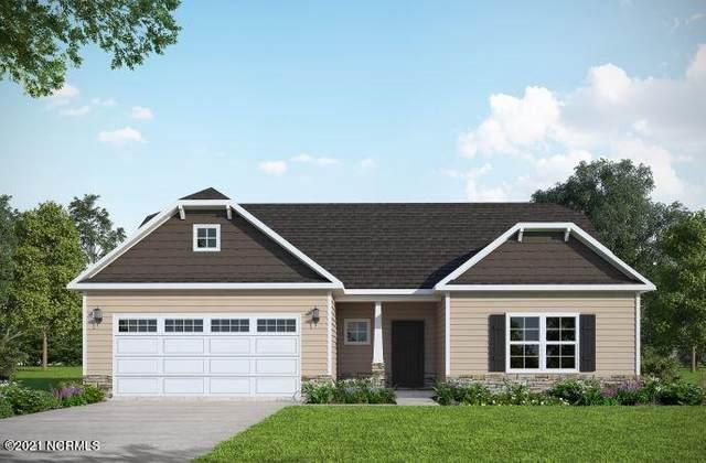 210 Turner Run Drive, Greenville, NC 27858 (MLS #100268168) :: RE/MAX Essential