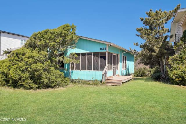 1636 E Beach Drive, Oak Island, NC 28465 (MLS #100268217) :: The Oceanaire Realty