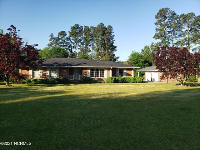3943 Smyrna Road, Whiteville, NC 28472 (MLS #100268224) :: Barefoot-Chandler & Associates LLC