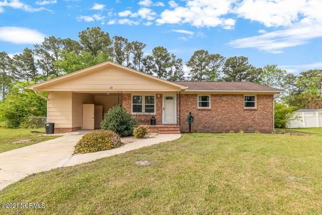 10 Oxford Drive, Jacksonville, NC 28546 (MLS #100268244) :: Donna & Team New Bern