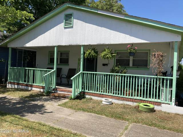721 Campbell Street, Wilmington, NC 28401 (MLS #100268245) :: The Oceanaire Realty