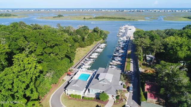 7465 Nautica Yacht Club Drive #4, Wilmington, NC 28411 (MLS #100268261) :: Donna & Team New Bern