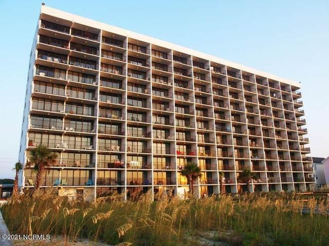 1615 S Lake Park Boulevard #103, Carolina Beach, NC 28428 (MLS #100268297) :: Vance Young and Associates