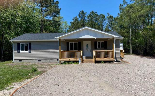 315 Electric Lane, Hampstead, NC 28443 (MLS #100268301) :: RE/MAX Essential