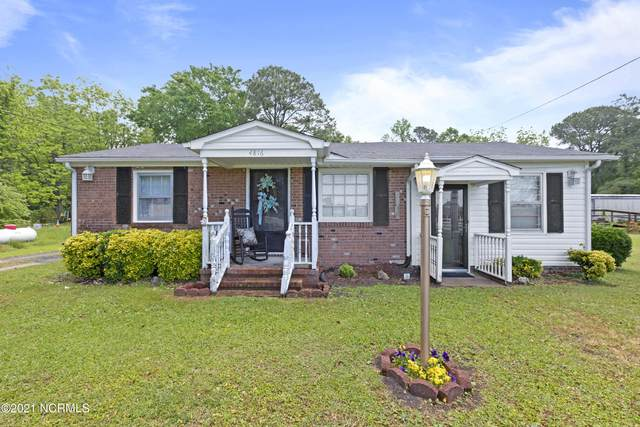 4816 Gum Branch Road, Jacksonville, NC 28540 (MLS #100268309) :: Barefoot-Chandler & Associates LLC