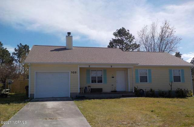 305 Timber Ridge Drive, Hubert, NC 28539 (MLS #100268357) :: RE/MAX Essential