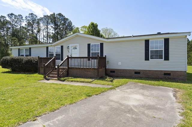 144 Corena Avenue, Maysville, NC 28555 (MLS #100268359) :: The Oceanaire Realty