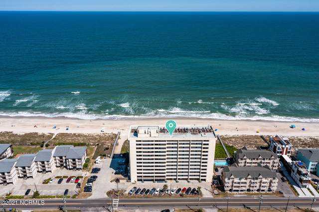 1403 S Lake Park Boulevard S #804, Carolina Beach, NC 28428 (MLS #100268395) :: The Rising Tide Team