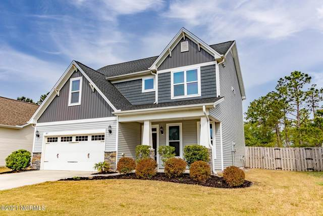 347 Belvedere Drive, Holly Ridge, NC 28445 (MLS #100268443) :: Great Moves Realty