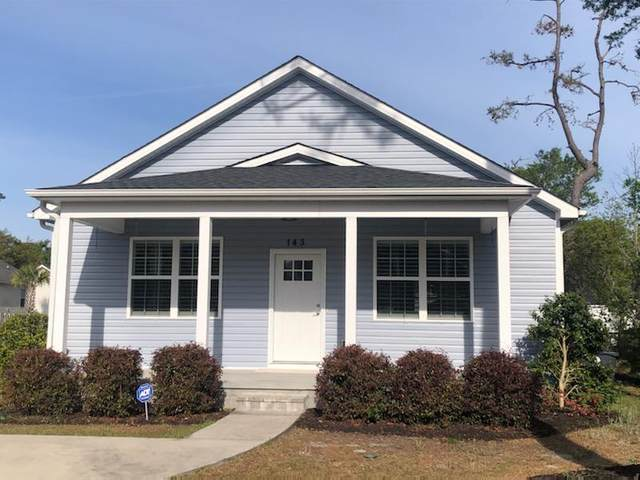 143 NW 12th Street, Oak Island, NC 28465 (MLS #100268444) :: Great Moves Realty