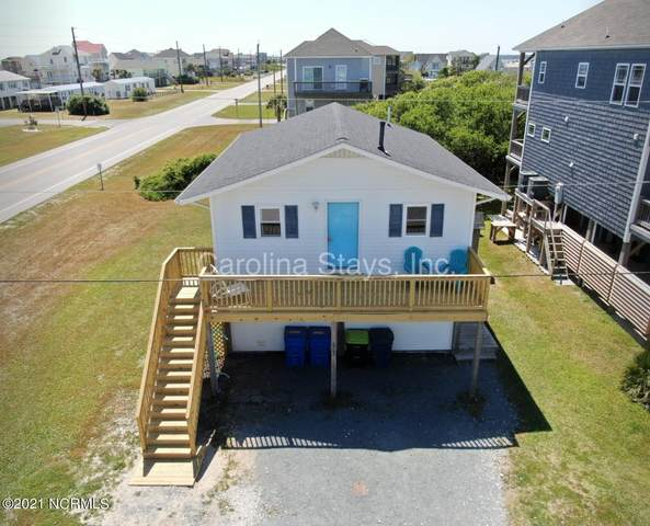 6703 13th Avenue & Island Drive, North Topsail Beach, NC 28460 (MLS #100268498) :: The Tingen Team- Berkshire Hathaway HomeServices Prime Properties