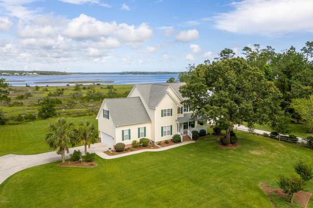 419 S Plantation Lane, Swansboro, NC 28584 (MLS #100268501) :: The Cheek Team