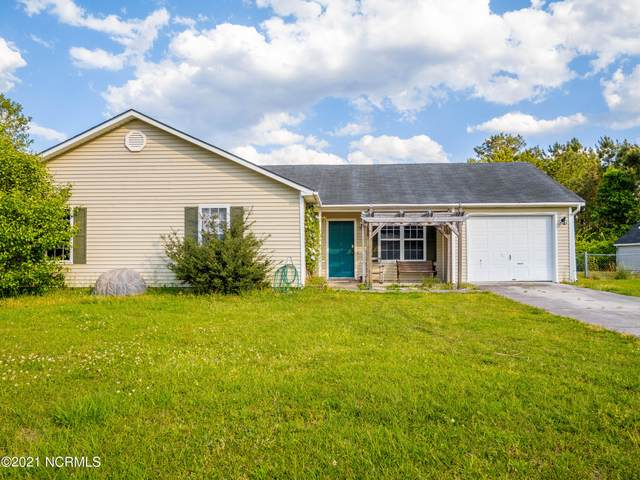 134 Horse Shoe Bend, Jacksonville, NC 28546 (MLS #100268546) :: Carolina Elite Properties LHR