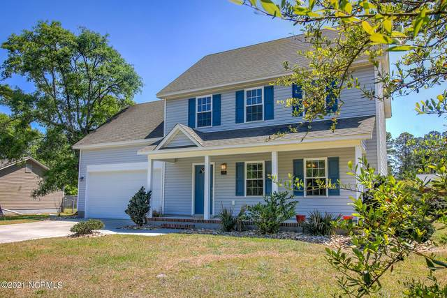 108 Lana Drive, Newport, NC 28570 (MLS #100268547) :: Barefoot-Chandler & Associates LLC