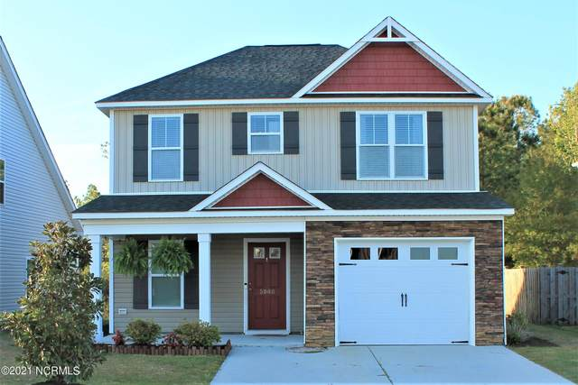 5008 W Chandler Heights Drive, Leland, NC 28451 (MLS #100268550) :: The Oceanaire Realty