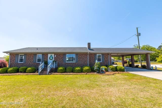 48 Ormondsville Road, Hookerton, NC 28538 (MLS #100268553) :: CENTURY 21 Sweyer & Associates