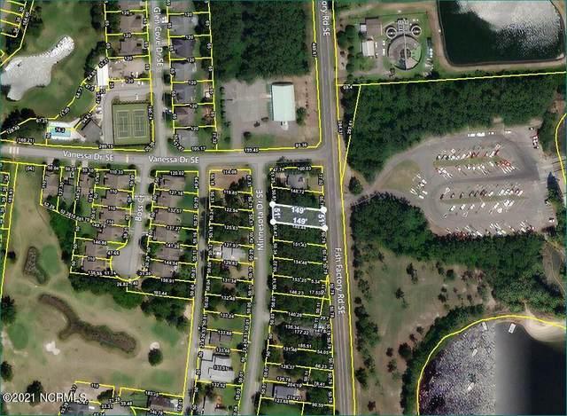 3 Minnesota Drive SE, Oak Island, NC 28461 (MLS #100268592) :: Great Moves Realty