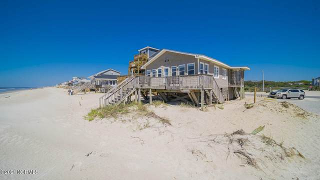 129 E Beach Drive, Oak Island, NC 28465 (MLS #100268601) :: The Oceanaire Realty