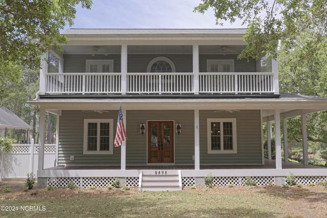 6498 Walden Pond Lane, Southport, NC 28461 (MLS #100268621) :: Donna & Team New Bern