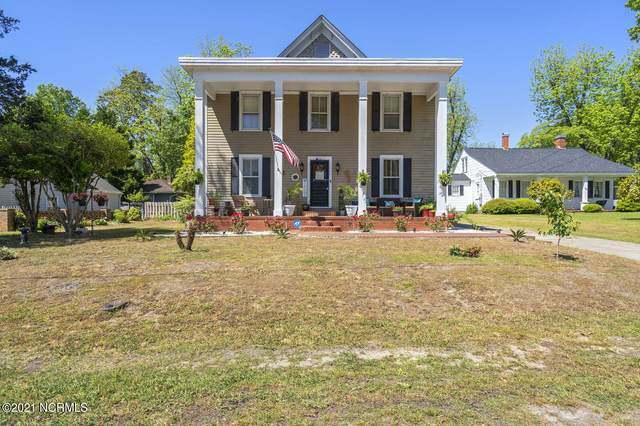 907 Smyrna Drive, Whiteville, NC 28472 (MLS #100268629) :: The Cheek Team