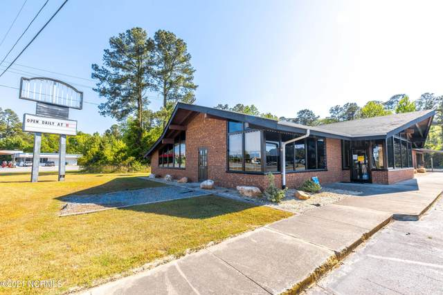 603 E New Bern Road, Kinston, NC 28504 (MLS #100268635) :: Berkshire Hathaway HomeServices Prime Properties