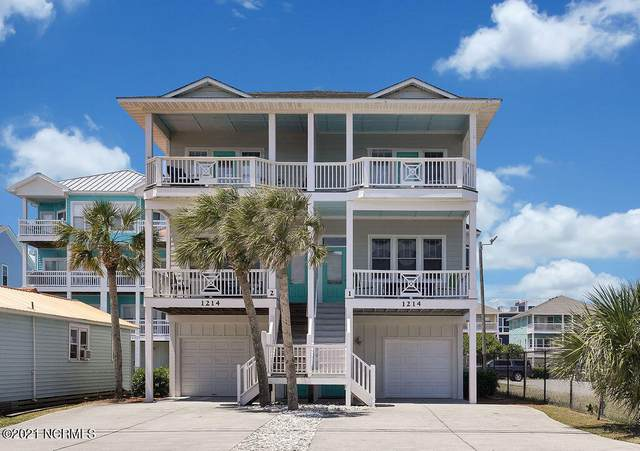 1214 Lake Park Boulevard S Unit 1, Carolina Beach, NC 28428 (MLS #100268648) :: Courtney Carter Homes
