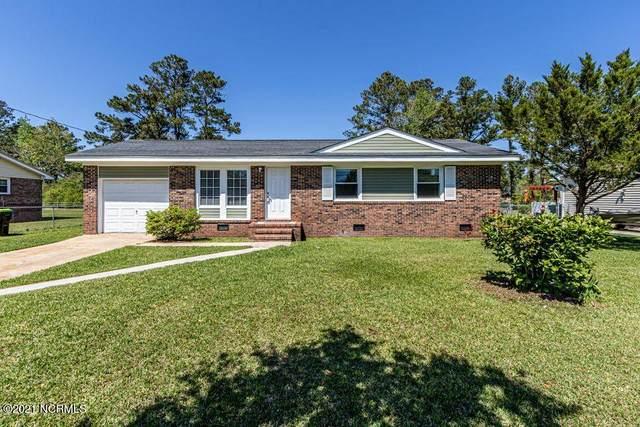 111 Princeton Drive, Jacksonville, NC 28546 (MLS #100268667) :: CENTURY 21 Sweyer & Associates