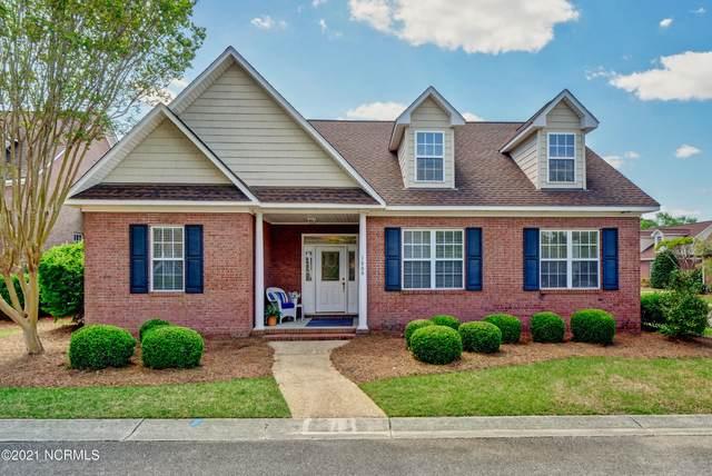 1600 E Morning Dove Court, Wilmington, NC 28403 (MLS #100268668) :: David Cummings Real Estate Team
