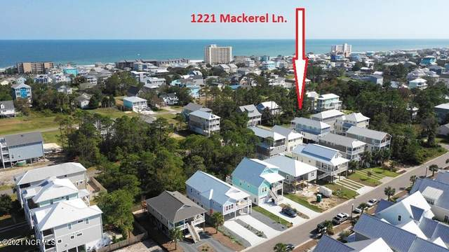 1221 Mackerel Lane, Carolina Beach, NC 28428 (MLS #100268701) :: CENTURY 21 Sweyer & Associates