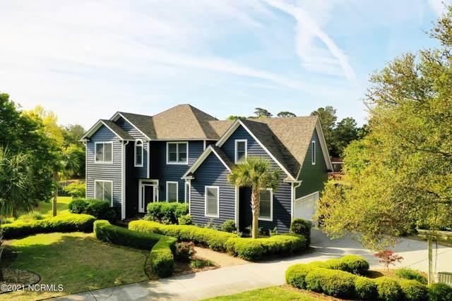 245 Windjammer W, Emerald Isle, NC 28594 (MLS #100268716) :: Donna & Team New Bern