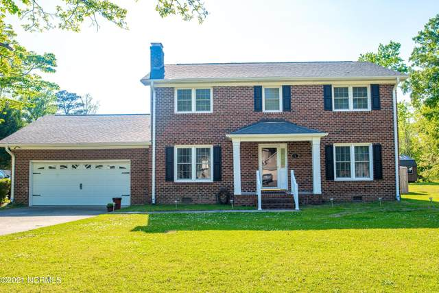 1 Runningbranch Drive, Havelock, NC 28532 (MLS #100268735) :: David Cummings Real Estate Team